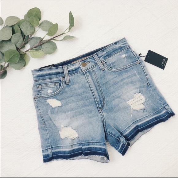 5fab2ad958 Joe's Jeans Shorts | Joes Allston Midrise | Poshmark